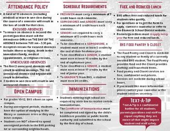 BHS Brochure