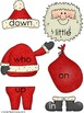Suit Up Santa !!! A Christmas  High Frequency Word Game