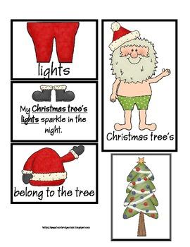 Suit Up, Santa- Possessive Nouns CCSS Aligned 3rd Grade
