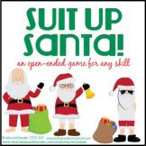 Christmas Game for Any Skill: Suit Up Santa