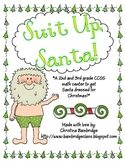 Suit up, Santa- Christmas arrays and multiplication CCSS a
