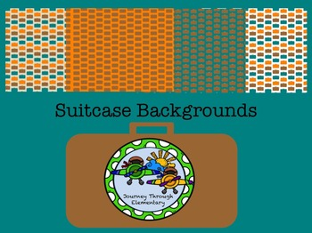 Suitcase Backgrounds