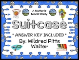Suitcase (Mildred Pitts Walter) Novel Study / Reading Comprehension (31 pages)