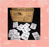 Suitcase Sight Words