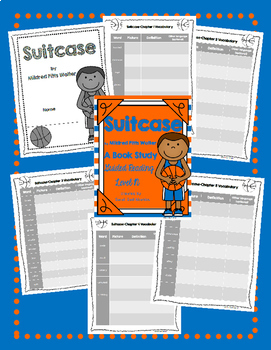 Suitcase by Mildred Pitts Walter Student Packet, Test and Vocabulary Review