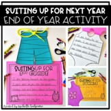 Suiting Up For Next Year (an end of year craftivity)