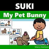 Suki, My Pet Bunny Booklet (color only)