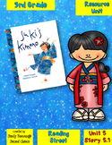 Suki's Kimono Reading Street 3rd Grade Resource Pack Unit 5 Story 1