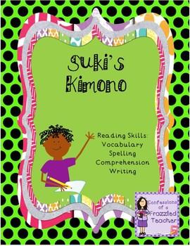 Suki's Kimono (Scott Foresman Reading Street)