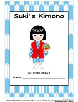 Suki's Kimono Booklet