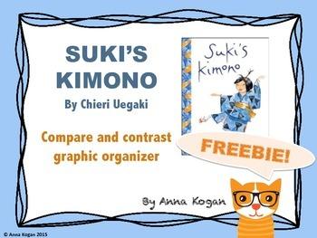 Suki's Kimono: Graphic Organizer