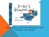 Suki's Kimono Vocabulary Powerpoint