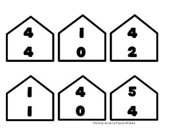 Score 10 - A make 10 mental math game