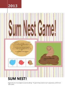 Sum Nest Game