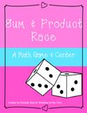 Sum & Product Race