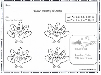 """""""Sum"""" Turkey Friends"""