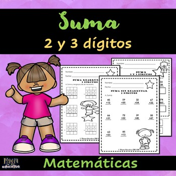 Suma Dos Digitos Teaching Resources   Teachers Pay Teachers