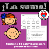 Suma | addition in spanish