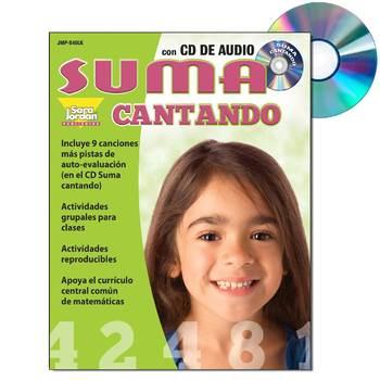 Spanish Math (Addition) - Digital MP3 Album Download w/ Lyrics and Activities