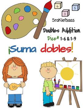 Suma dobles - Doubles Addition