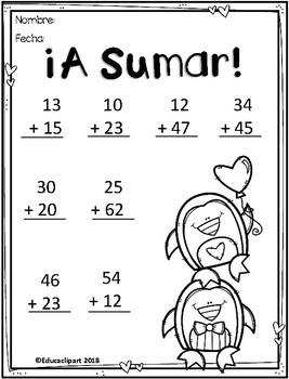 Suma dos dígitos - San Valentín