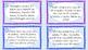Suma y Resta Word Problem Task Cards