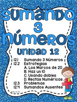 Sumando 3 Números