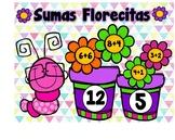 Sumas Florecitas