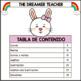 Easter: sumas y restas. Colorear siguiendo el código. English/Español