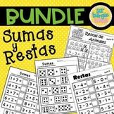BUNDLE - Sumas y Restas