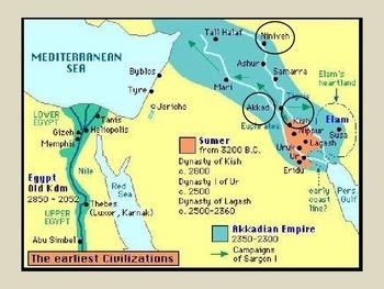 6.9 Sumer, Babylon, & Assyria