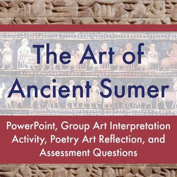 Sumer Mesopotamian Art History Lesson