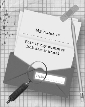 Sumer holiday journal