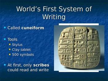 Sumerian Achievement