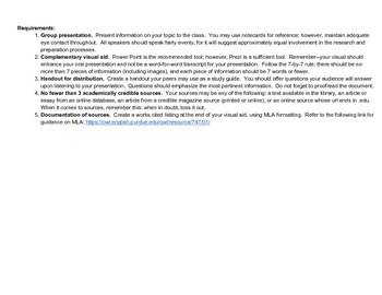 Sumerian Civilization & Mythology: Research Project