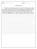 Sumerian invention write up