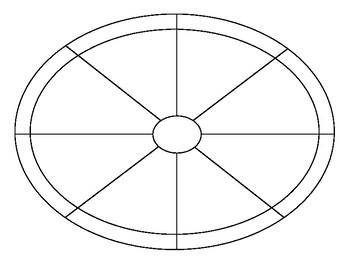 "Sumerian ""wheel"" of Achievements"