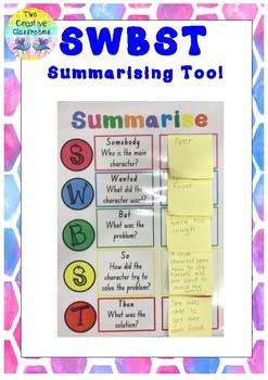 Summarising/Summarizing Poster