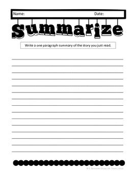Summarization and Fluency Assessment