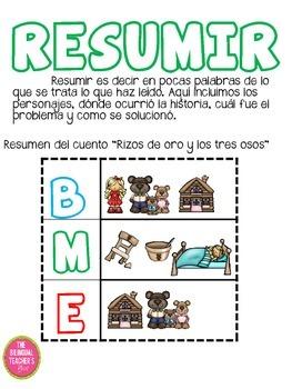 Summarization in Spanish