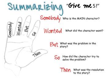 Summarize Give Me 5