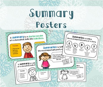 Summary Posters