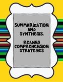Summarizing and Summary (Synthesizing by Reading 2 Texts f