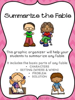 Summarize a Fable