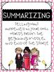 Summarizing {Reading Comprehension Skill}