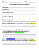 How to Write a Summary Non Fiction Graphic Organizer for M
