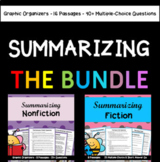 Summarizing BUNDLE: 16 Passages with 40+ Multiple-Choice Q