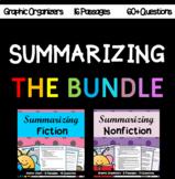 Summarizing BUNDLE: 16 Passages with 40+ Multiple-Choice Q