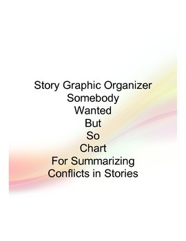 Summarizing Conflict in Stories