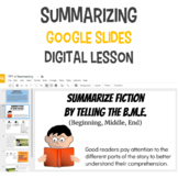 Summarizing Digital Lesson